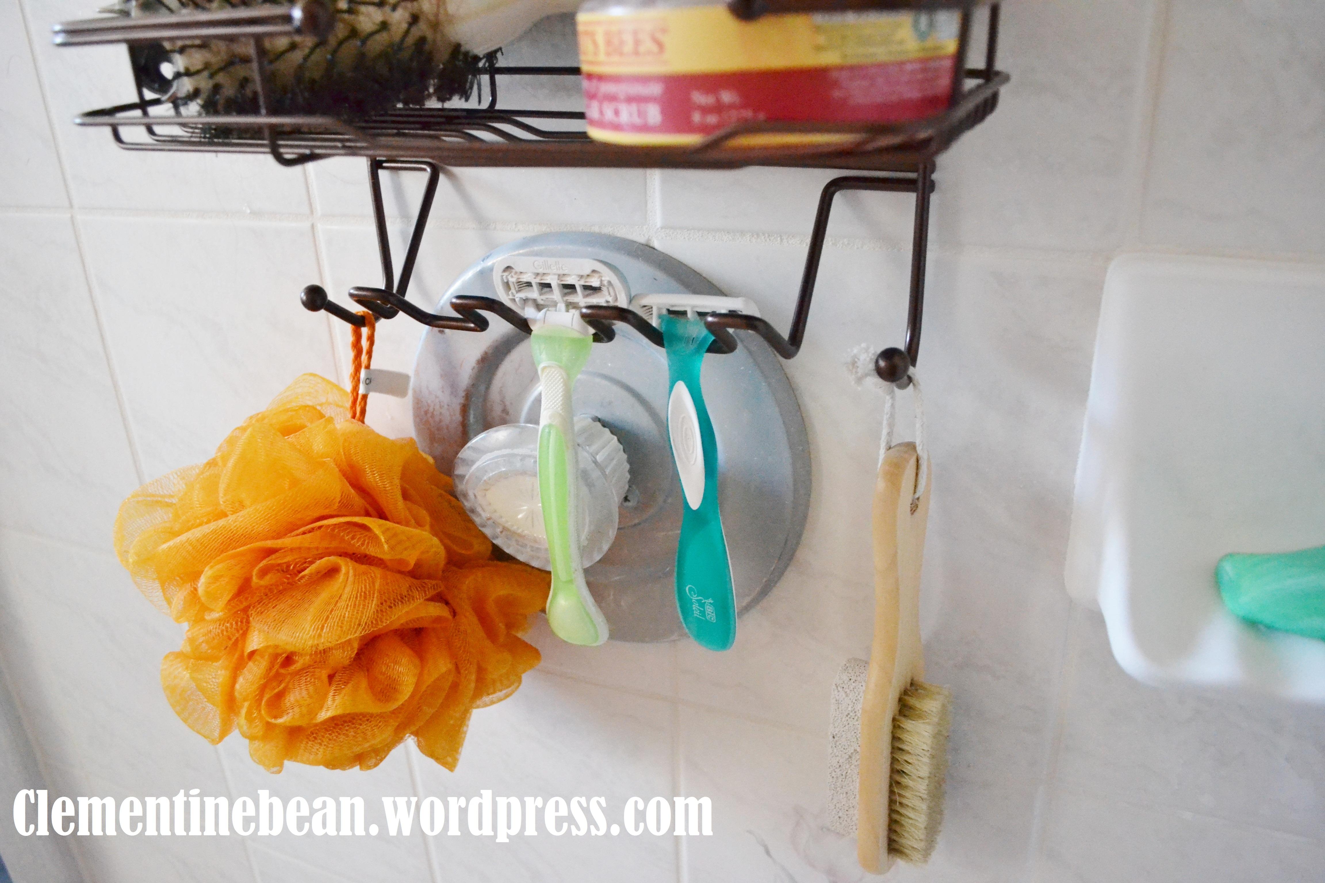 Small Shower Organization: Choosing the Right Shower Caddy ...