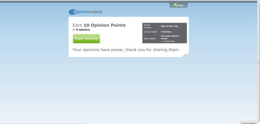 Frugal Friday: Opinion Outpost, How I Make Money Taking Online Surveys